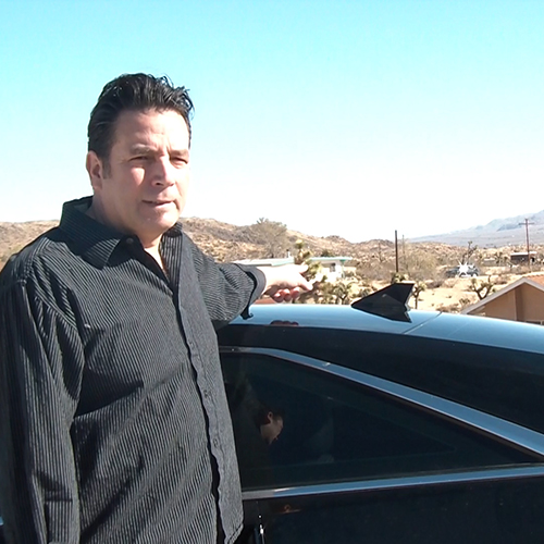 Dave Ruiz - Inventor of the ICU Car Camera