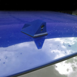 New extreme BLUE color available for the Blackbird ICU Car Camera