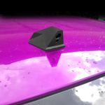 New extreme CARBON color available for the Blackbird ICU Car Camera
