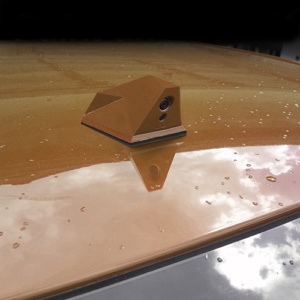 New extreme COPPER color available for the Blackbird ICU Car Camera