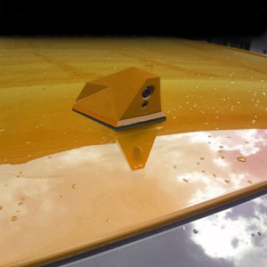 New extreme GOLD color available for the Blackbird ICU Car Camera