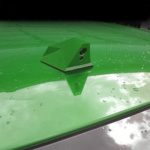 New extreme GREEN color available for the Blackbird ICU Car Camera