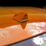 New extreme ORANGE color available for the Blackbird ICU Car Camera