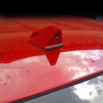 New extreme RED color available for the Blackbird ICU Car Camera
