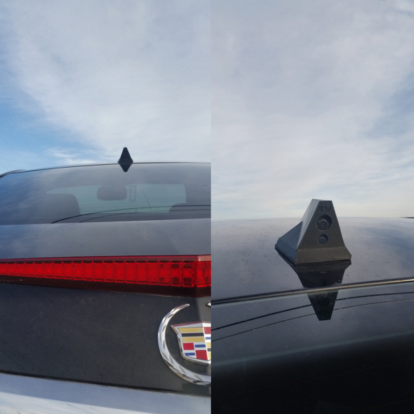 ICU Blackbird Car Camera is a Full-time REAR VIEW Driving Cam, it is NOT a backup cam