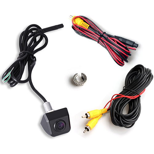 Front or Rear Flat mounting back-up camera with FREE installation
