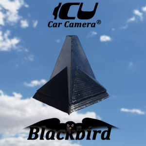 Blackbird ICU Car Camera® is a Full-time REAR VIEW Driving Cam, it is NOT a backup cam