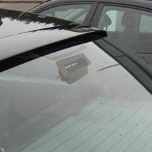 Window Mounted Car Camera