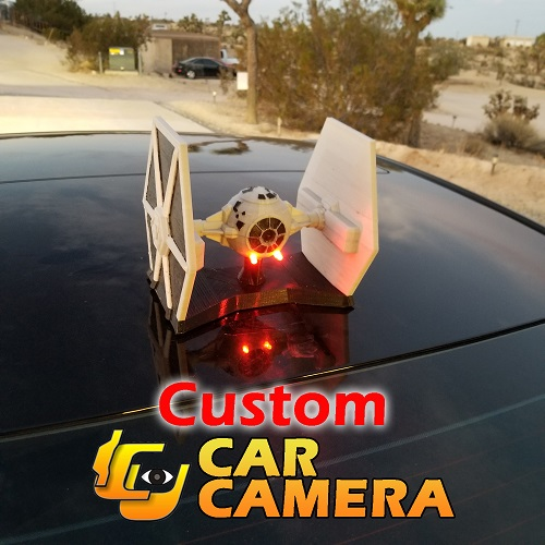 Custom ICU Car Cameras can be made to order and we can make almost anything! Some restrictions apply and prices vary.