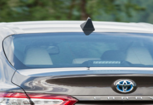 2018 Toyota-Camry XLE Hybrid with Rear View ICU Car Camera