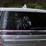 Blackbird ICU Car Camera on installed on a 2015 Ford Flex