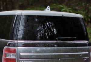 Blackbird ICU Car Camera on my 2015 Ford Flex