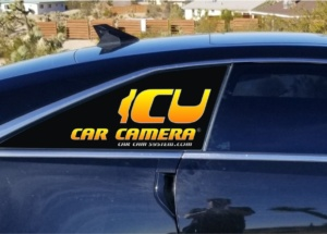 DaveR's 2012 Cadillac CTS with ICU Car Camera
