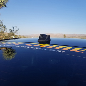 Vulture ICU Car Camera® is a Full-time REAR VIEW Driving Cam, it is NOT a backup cam
