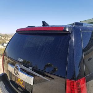 2007 Cadillac Escalade with Blackbird Installed - 500