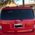 2013 Scion with Blackbird ICU Car Cam System Installed