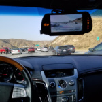 The ICU Car Cam System gives you a much improved view compared to a typical rear view mirror, because the camera is on top of your vehicle in back where you get the best view of the road behind you.