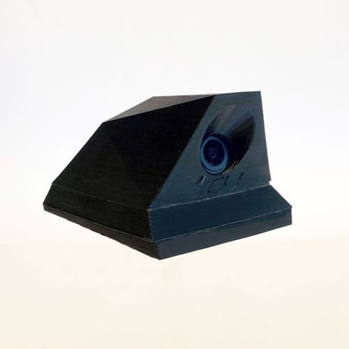 The Phantom ICU Car Camera is a Full-time REAR VIEW Driving Camera with wide-angle lens for the best view of traffic behind you and in your blind spots