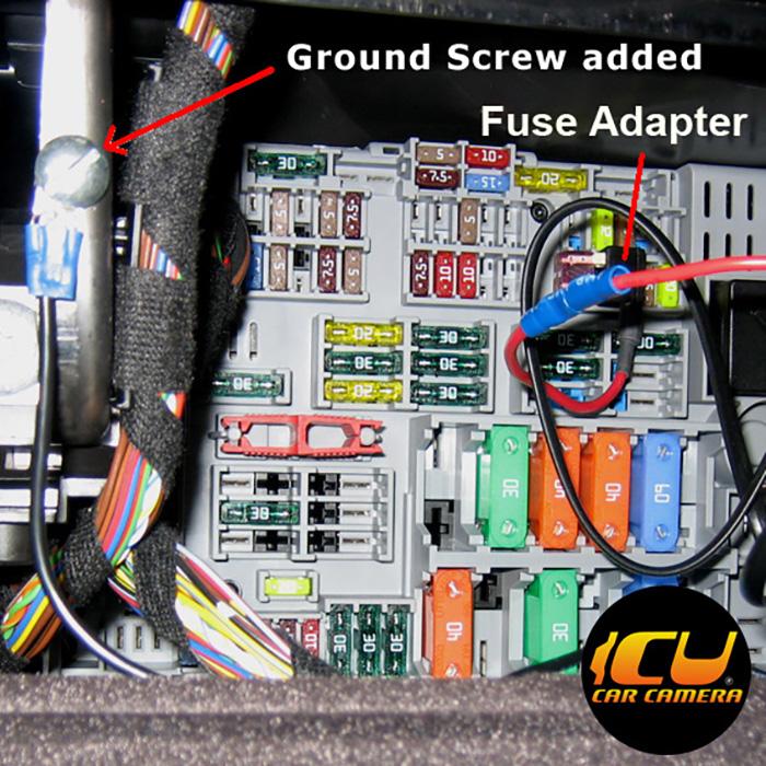[DIAGRAM_5FD]  Fuse Box Power Adapter – ICU Car Cam System™ | Screw In Fuse Box |  | ICU Car Cam System