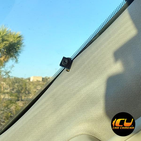 Dragonfly ICU Car Camera Hidden Passenger Cam