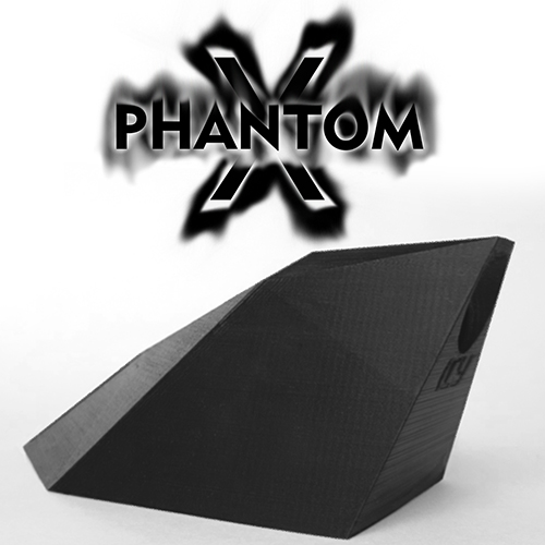 The PhantomX ICU Car Camera is our tallest Rear View Camera specially designed to see behind your big truck or van. Incredible view of your blind spots especially if you have no rear windows or rear view mirror.