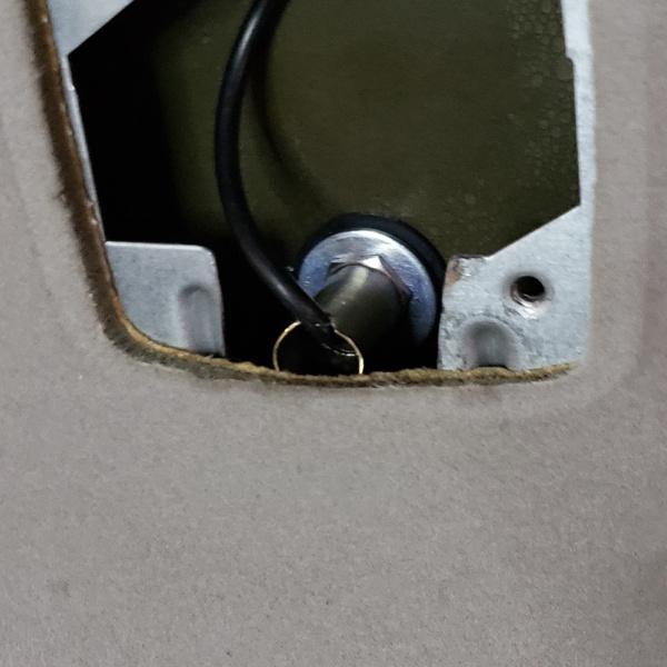 ICU Car Camera bolt mounted